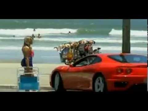 Pegadinha Do Panico - Teste De Mulher Interesseira Com Ferrari video