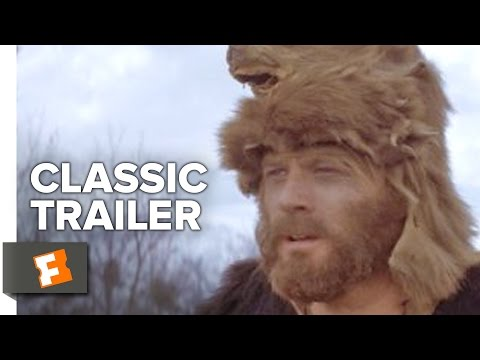Jeremiah Johnson (1972) Official Trailer - Robert Redford, Will Greer, Sydney Pollack Movie HD