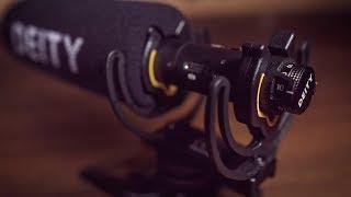 The BEST Value On-Camera Microphone - Deity V-Mic D3 Pro