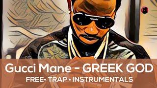 "FREE Gucci Mane Thug Type Beat 2019 Trap, Rap, Hip Hop Beat Instrumental ""Greek God"""