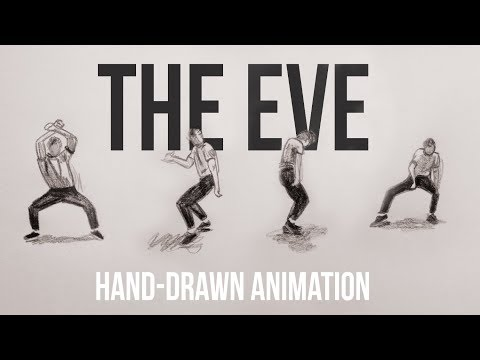 EXO Kai - The Eve 전야 | HAND-DRAWN ANIMATION