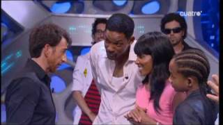 El Hormiguero con Jakie Chan Will Smith parte Karate Kid 2010 Parte 4
