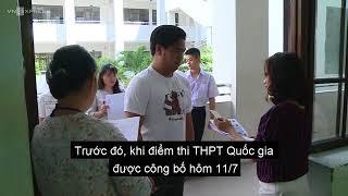 Phó phòng khảo thí Vũ Trọng Lương bị bắt vì nâng điểm thi ở Hà Giang  -   VnExpress