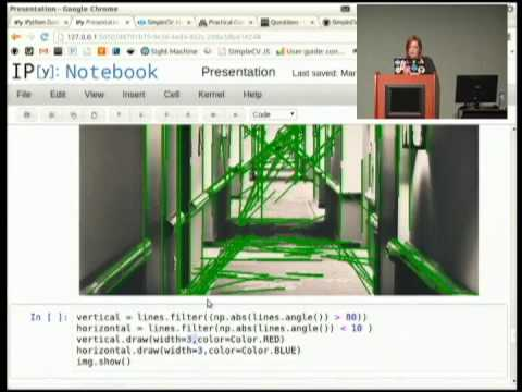 SimpleCV - Computer Vision using Python