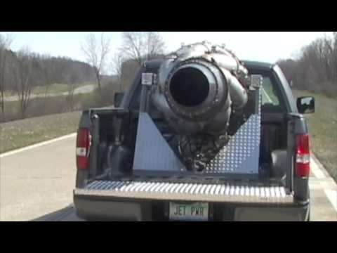 F-150 Jet Truck Video