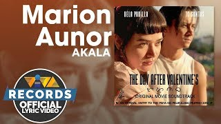 Akala - Marion Aor The Day After Valentine's OST