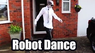 Robot dance | Robotic dance