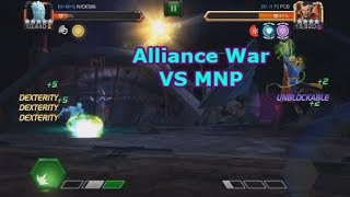 16th Alliance War Of Season 2 Versus MNP | Marvel Contest Of Champions