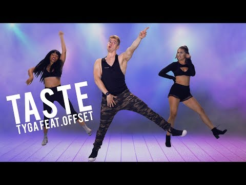 Taste - Tyga feat. Offset | Caleb Marshall x Winc | Dance Workout