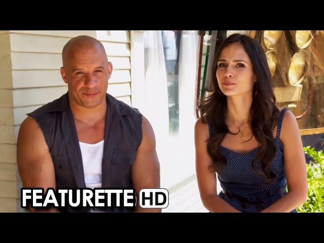 "FAST & FURIOUS 7 Featurette ""La casa di Dom Toretto"" sottotitoli in italiano (2015) - Vin Diesel HD"