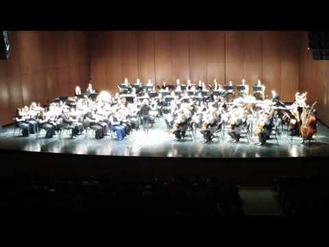 Albuquerque YS Concert second half, November 2017