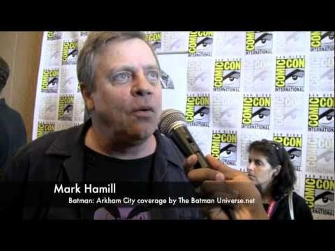 SDCC 2011-BAC: Mark Hamill Interview