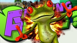 FUNNY FLYING FROGS | Amazing Frog