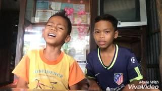 Bé trai 6 tuổi hát nhạc Khmer cực hot - Lê Nil