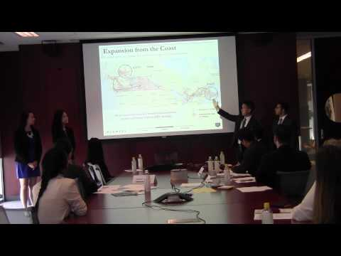 Sauder Summit 2015: Haas School of Business