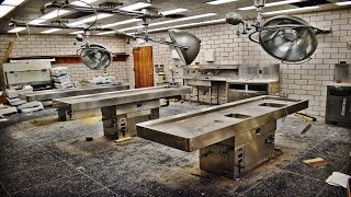 SECRET ABANDONED RESEARCH LABORATORY (FOUND TUMORS, VACCINES, RADIOACTIVE ELEMENTS!)