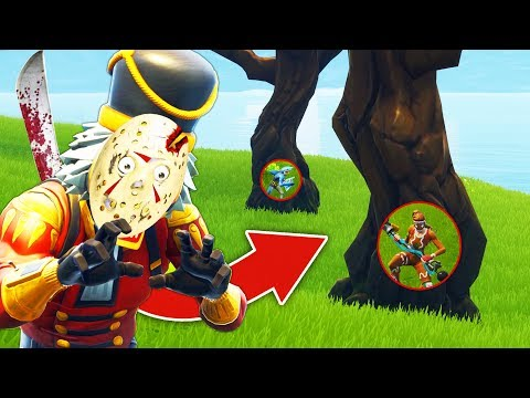 FRIDAY THE 13TH Custom Gamemode in Fortnite Battle Royale