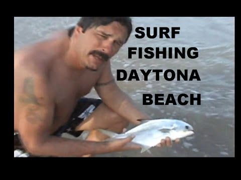 SURF FISHING DAYTONA BEACH 2010
