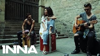 Inna - Low (Live on the street)