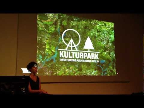 AGUSTINA WOODGATE KULTURPARK TALK AT SUSTAINATOPIA 2012 PECHA KUCHA NIGHT