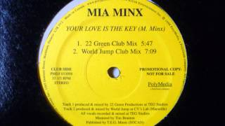 Watch Mia Minx Your Love Is The Key video