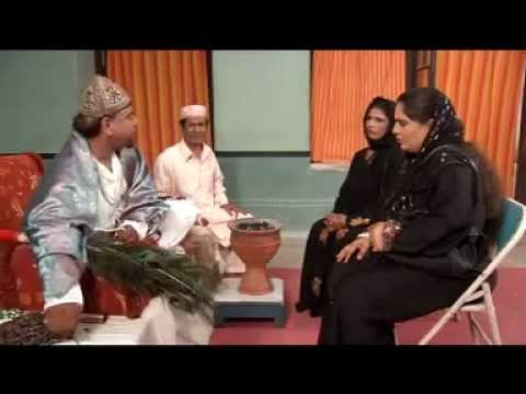 Dedh Matwale Baba Hyderabadi Comedy Movie Part 2 video