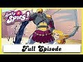 Planet of the Hunks - SERIES 3, EPISODE 7 | Totally Spies