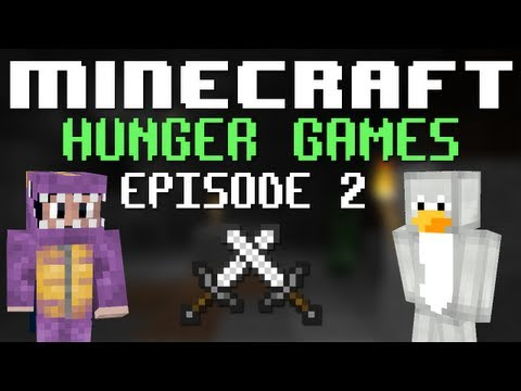 Minecraft: Hunger Games #2 - From The Brink Of Death