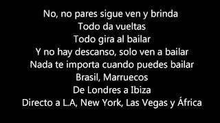Watch Jennifer Lopez Ven A Bailar Ft Pitbull video
