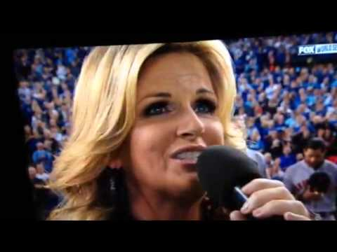 Trisha Yearwood Star-Spangled Banner