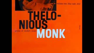 Thelonious Monk Trio - Ask Me Now