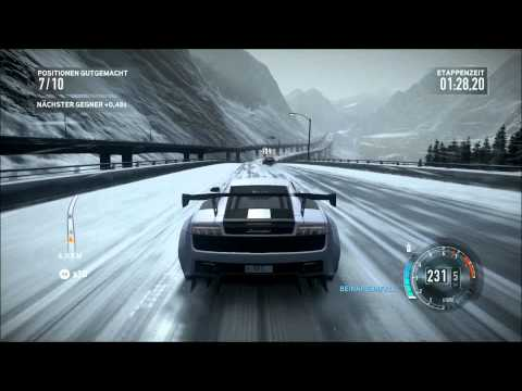 Need for Speed: The Run (HD Gameplay)