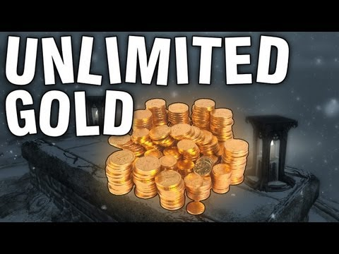 Skyrim - Unlimited Gold / Coin Glitch Commentary