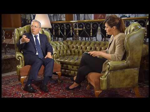 Televisión de Galicia, España entrevista al expresidente Álvaro Uribe Vélez