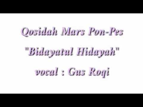 Gus Roqi Qosidah Mars Bidayatul Hidayah