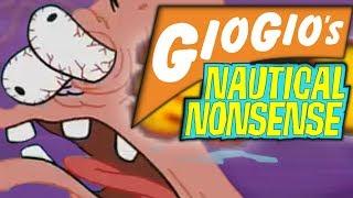 GioGio's Nautical Nonsense: The Sticky Fingers Spitoon