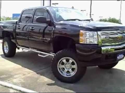 2009 Chevy Truck Houston Tx Pro COMP Lifted Chevrolet Texas CREW CAB 1-888-460-2571