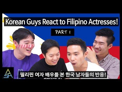 Download Lagu Korean Guys React to Filipino Actresses #1 [ASHanguk] MP3 Free