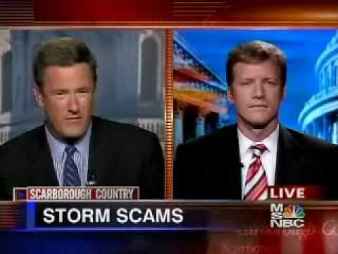 MSNBC: Scarborough Country Report on Katrina Storm Scams