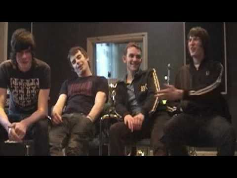 The Dinner Party - Interview with Where's Strutter, Band - Part 2