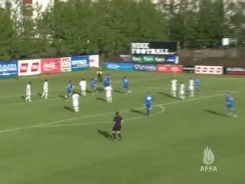 U21 Island 1-2 U21 Azerbaijan