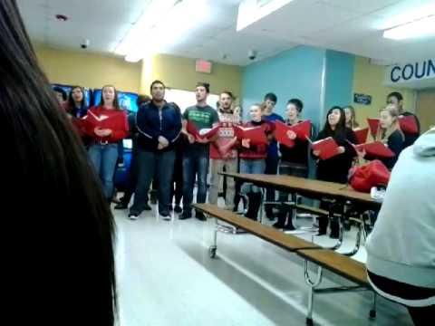 Dundee Crown High School Choir