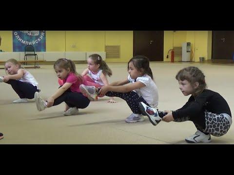 Офп, гимнастика, растяжка #фигуристы дети первый год обучения #miss Kate Gymnastic. Figure skater.