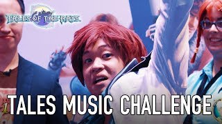 Tales of the Rays - iOS/Android - Tales Music Challenge (Challenge video #3)