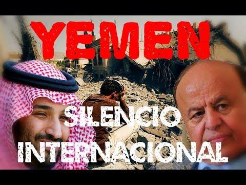El Silencio Internacional sigue sobre Yemen
