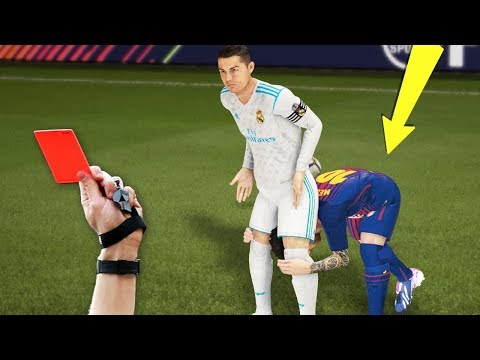 Best FIFA 18 FAILS ● Glitches, Goals, Skills ● #4