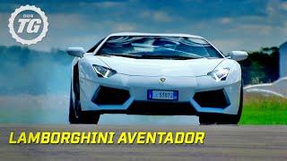Lamborghini Aventador | Top Gear | BBC