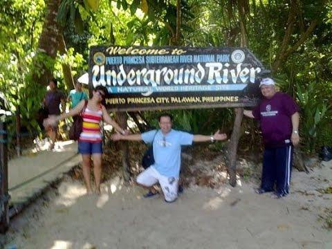 Breathtaking Beauty of Puerto Princesa Underground River, Sabang & Coron in Palawan, Philippines.