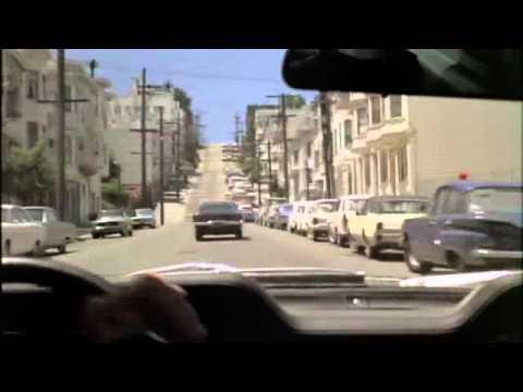 magic green volkswagen beats steve mcqueen  classic bullitt car chase youtube
