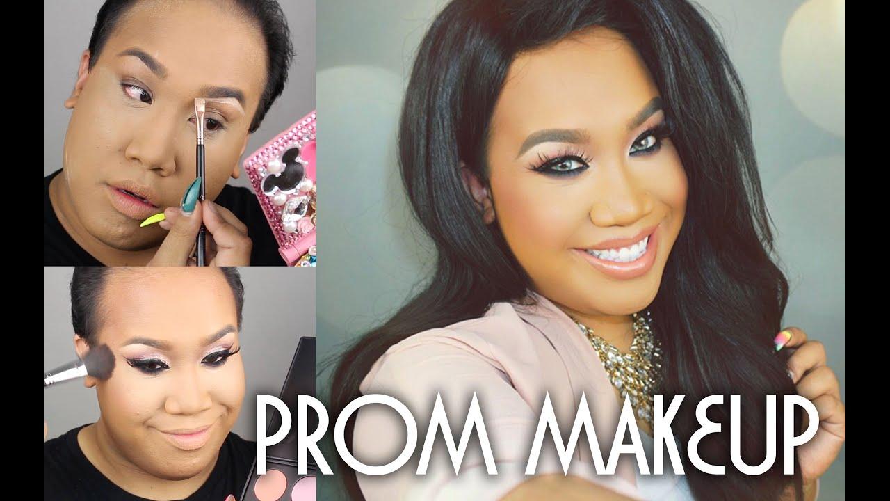 Prom Makeup Tutorial |